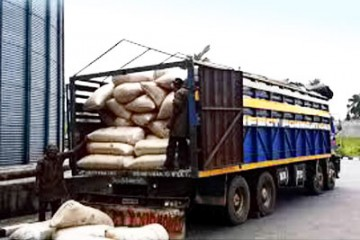 Importation of Raw Materials